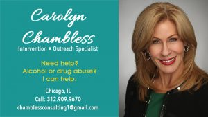 Outreach Specialist Addiction Treatment Consulting - Carolyn Chambless